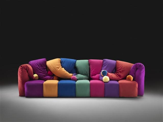 6 Il Giullare 2012 Gaetano Pesce furniture interior design wloskie meble luksusowe