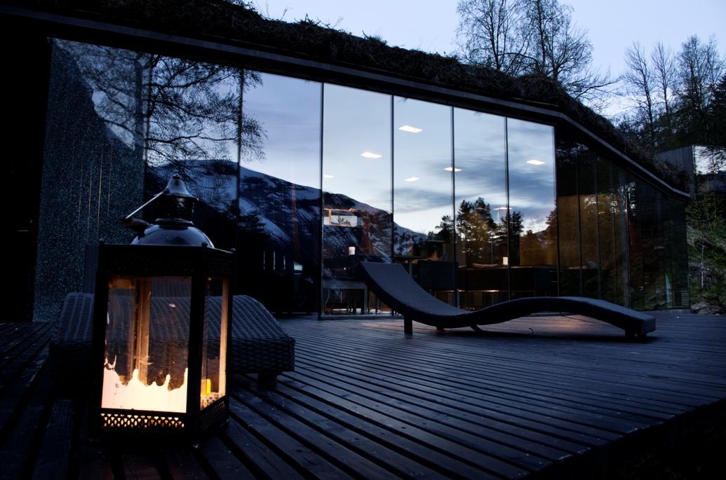 7 norway juvet landscape hotel norwegian architecture interior design niezwykle wnetrza styl skandynawski