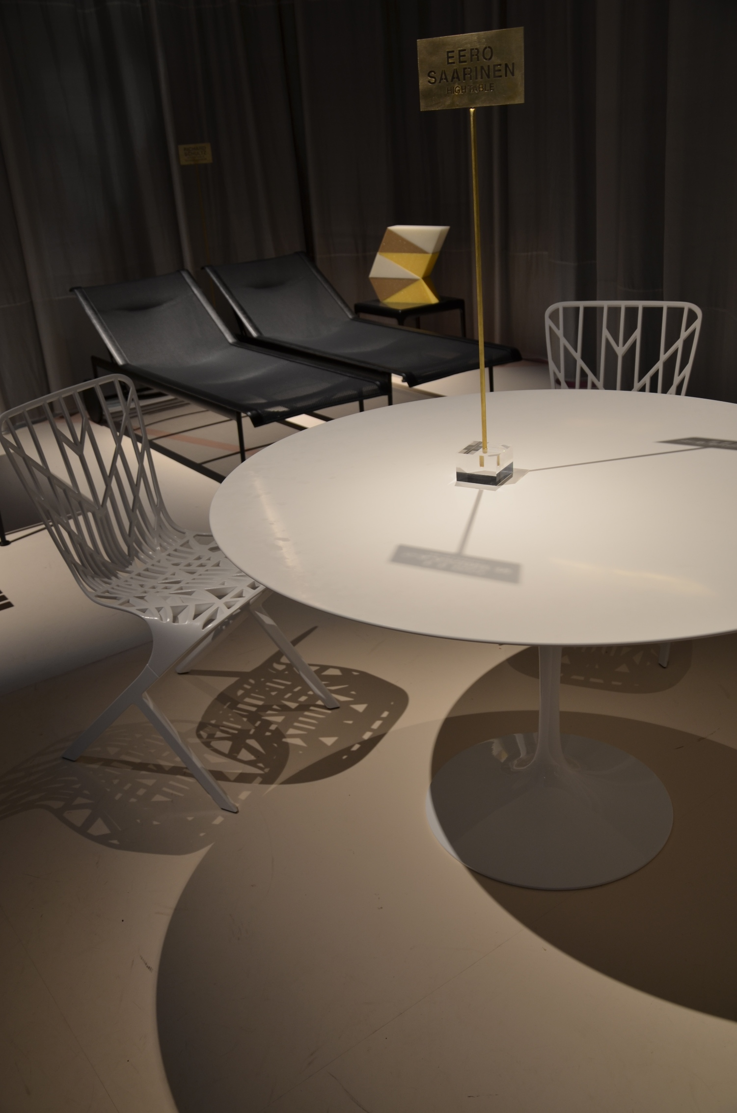 16 knoll david adjaye the washington collection chair isaloni salone del mobile 2015 milan targi meblowe w mediolanie interior furniture light fixtures design tendencies trends review
