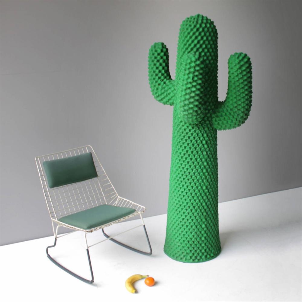 2 cactus gufram drocco mello cactus inspired furniture design meble insirowane natura interior design home decor ideas pomysly do mieszkania rosliny