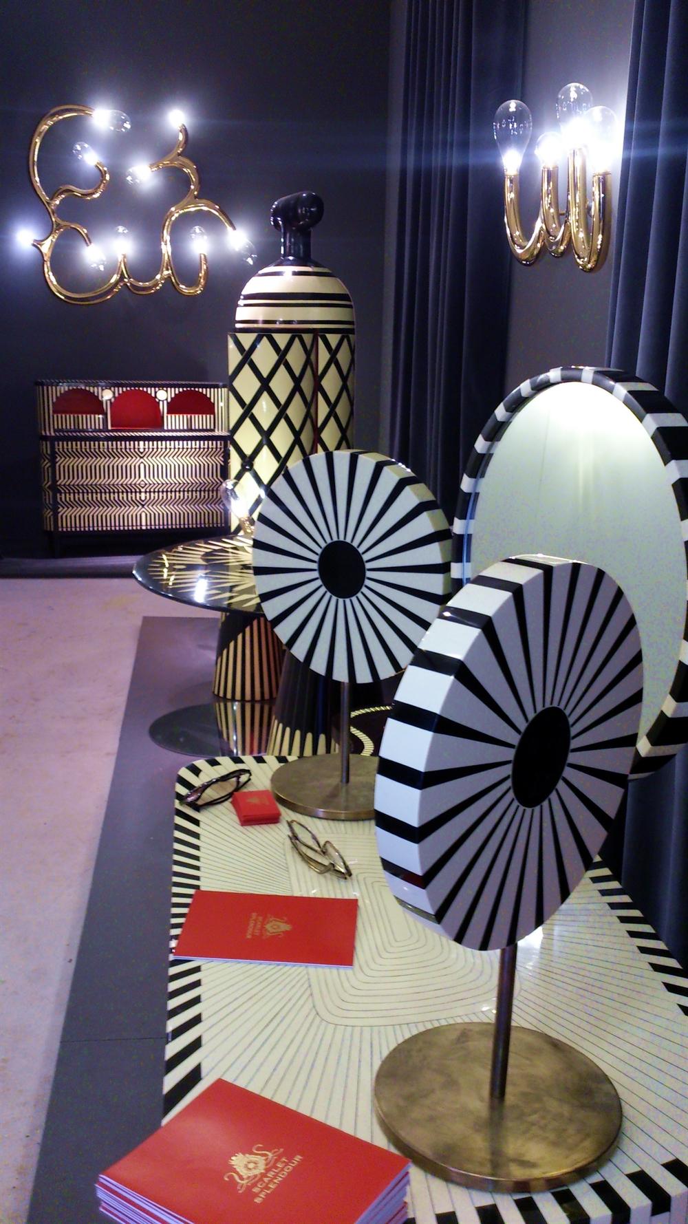 21 fuorisalone milan design week 2015 rossana orlandi nika zupanc gufram marimekko scarlet splendour interior design luxurious furniture meble luksusowe projektowanie marcel wanders