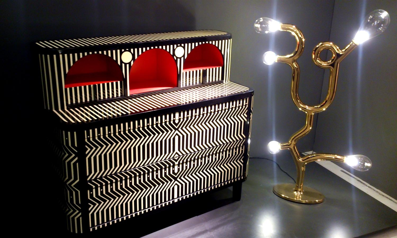 23 fuorisalone milan design week 2015 rossana orlandi nika zupanc gufram marimekko scarlet splendour interior design luxurious furniture meble luksusowe projektowanie marcel wanders