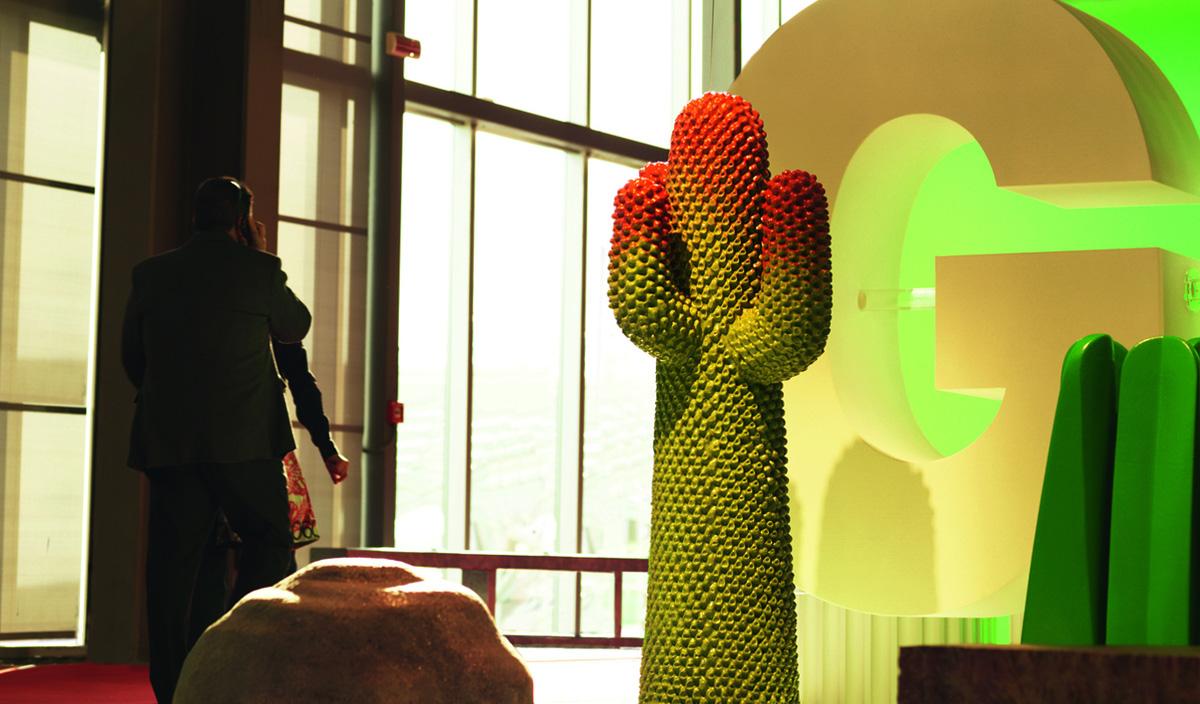 3 Metacactus 1 Franco Mello and Guido Drocco gufram cactus inspired furniture design meble insirowane natura interior design home decor ideas pomysly do mieszkania rosliny