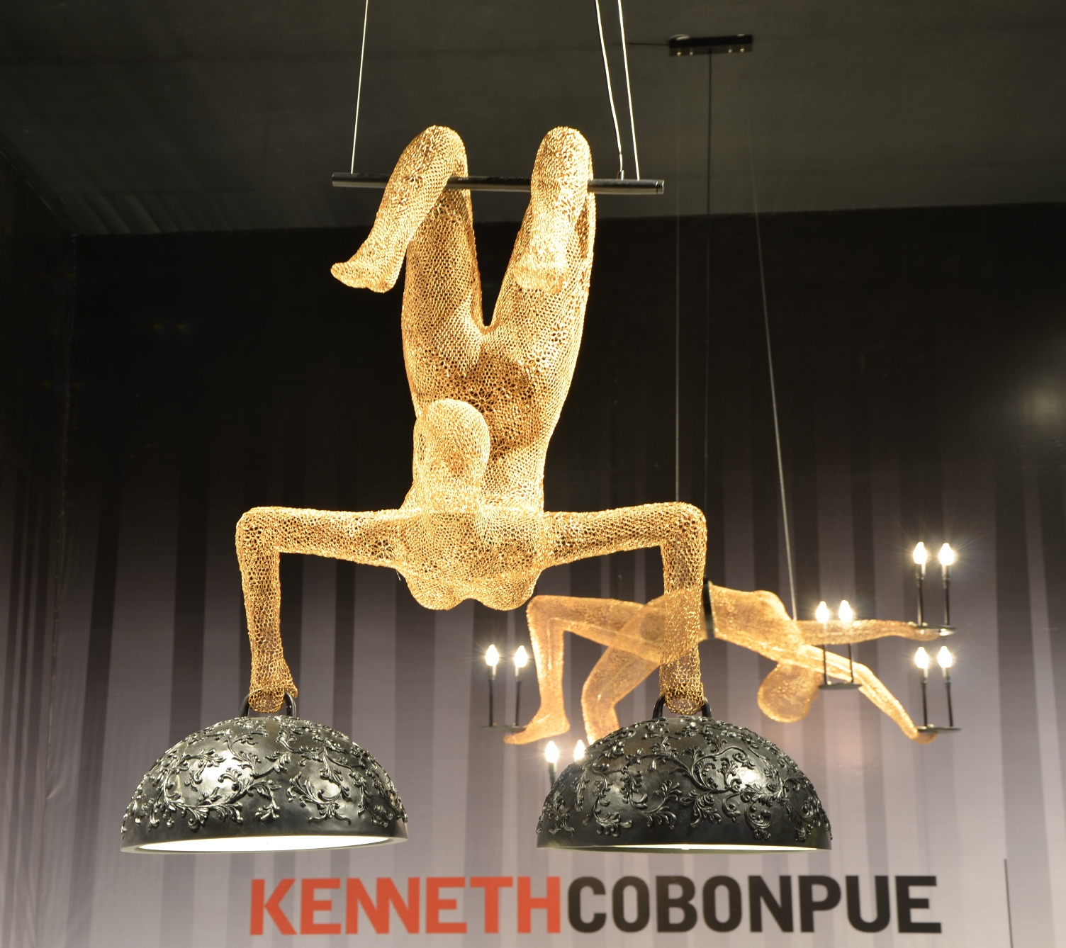 33 kenneth cobonpue isaloni salone del mobile 2015 milan targi meblowe w mediolanie interior furniture light fixtures design tendencies trends review