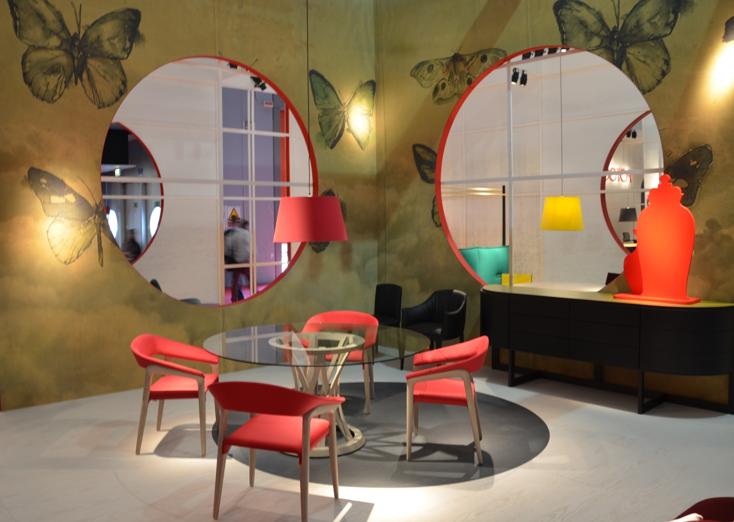 37 potocco isaloni salone del mobile 2015 milan targi meblowe w mediolanie interior furniture light fixtures design tendencies trends review