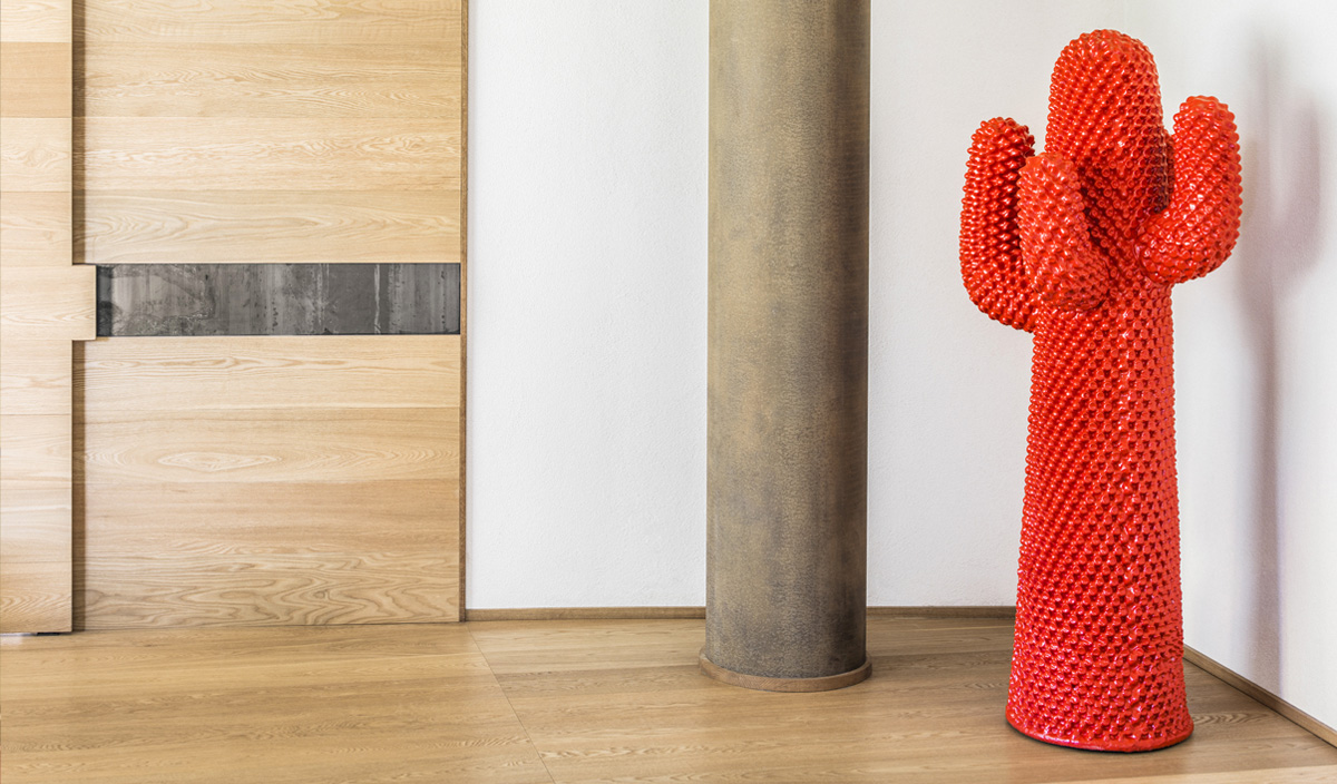 4 Metacactus 2 Franco Mello and Guido Drocco gufram cactus inspired furniture design meble insirowane natura interior design home decor ideas pomysly do mieszkania rosliny