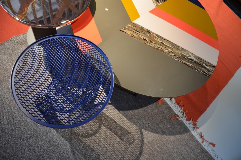 41 moroso net table benjamin hubert isaloni salone del mobile 2015 milan targi meblowe w mediolanie interior furniture light fixtures design tendencies trends review