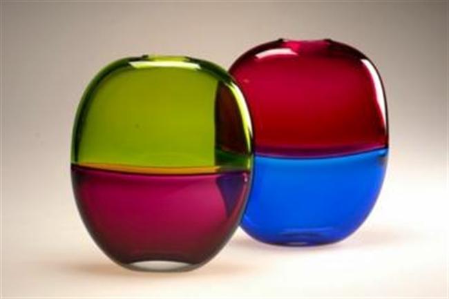 5_Aric_Snee_ incalmo colorful venetian glass art interior design home decor kolorowe szklo weneckie szklane dekoracje wnetrza