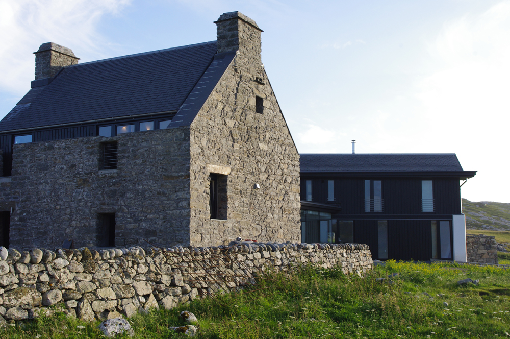 7 wt architecture white house scotland old building extreme makeover ruins transformed into home interior design country house moder rustic style
