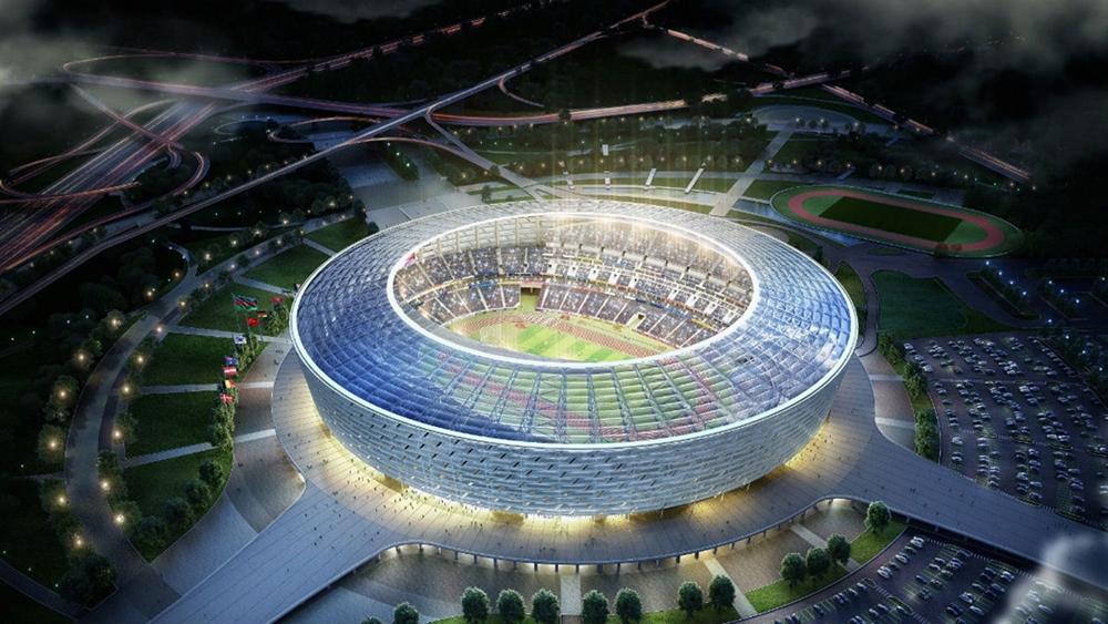 19 olympic stadium baku azerbaijan extreme architecture modern building innovative venues nowoczesna architektura odwazne projekty