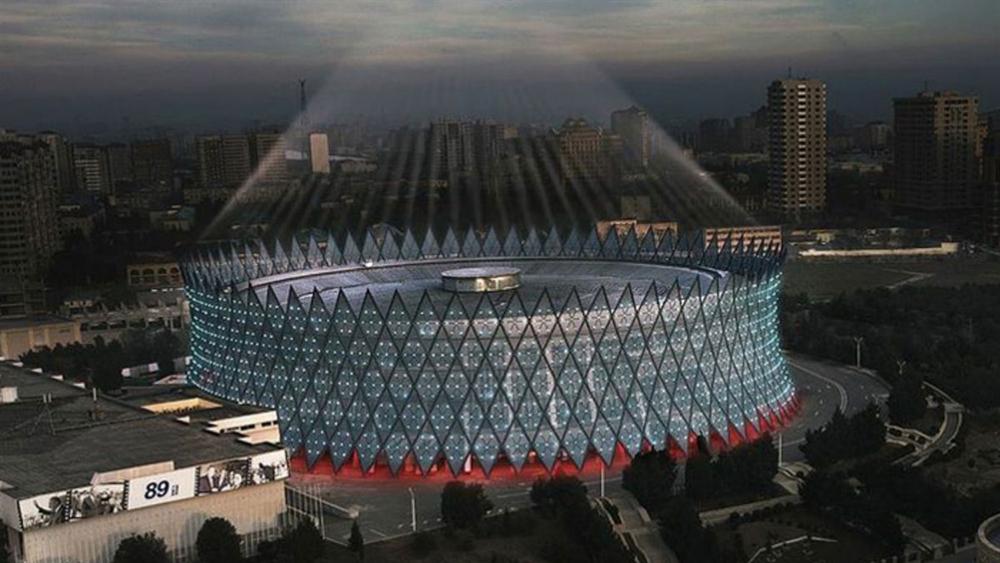 20 Heydar Aliyev Arena baku azerbaijan extreme architecture modern building innovative venues nowoczesna architektura odwazne projekty