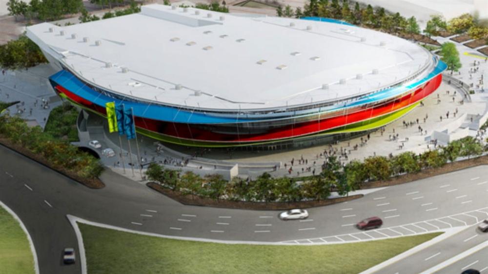 22 National Gymnastics Arena baku azerbaijan extreme architecture modern building innovative venues nowoczesna architektura odwazne projekty