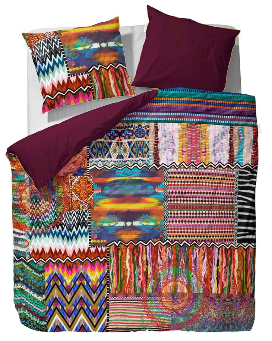 5 Pościel Winnie Essenza bedsheet bedroom interior design kolorowe wnetrza holenderski design PIP Studio westwing forelements blog