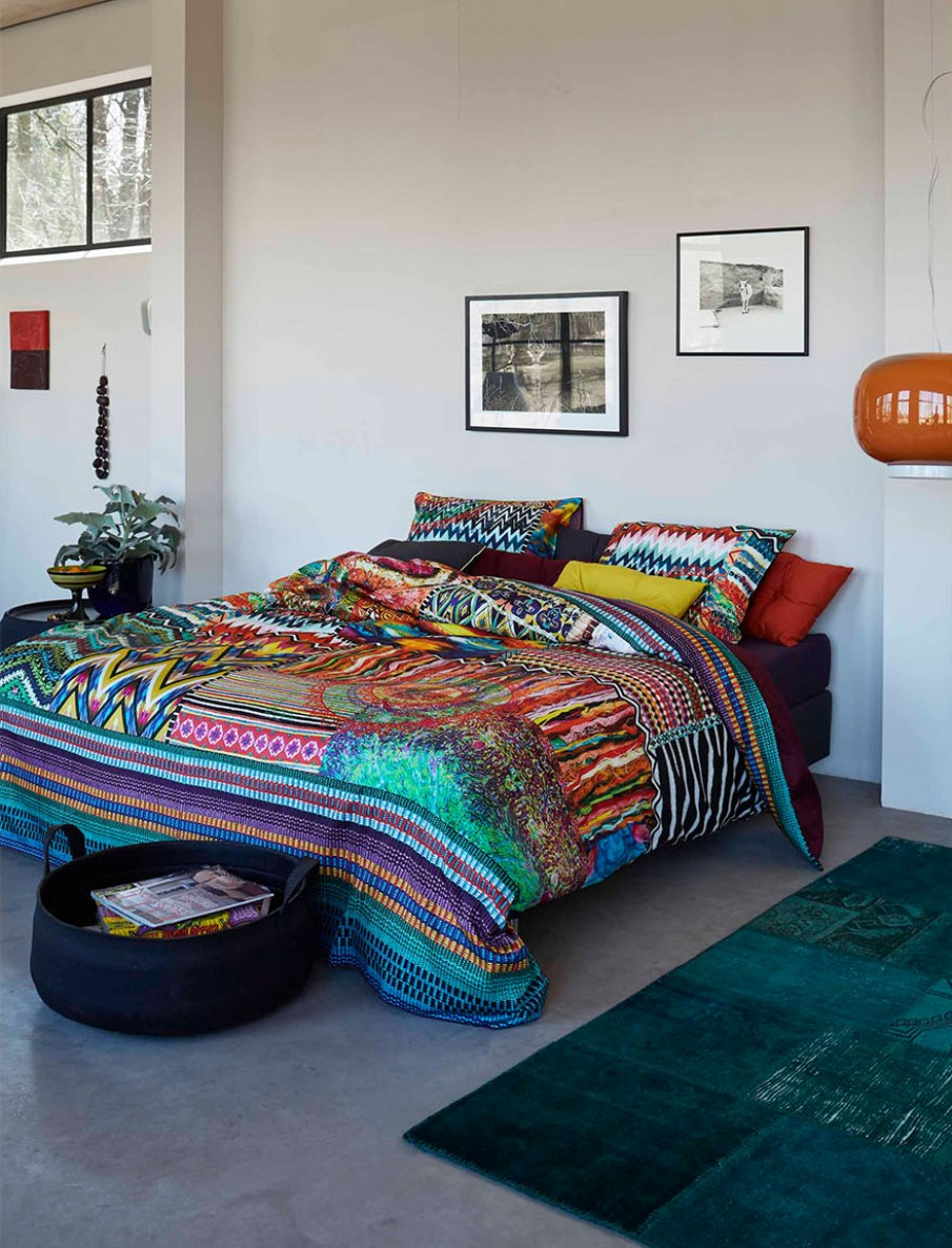 6 Pościel Winnie Essenza bedsheet bedroom interior design kolorowe wnetrza holenderski design PIP Studio westwing forelements blog