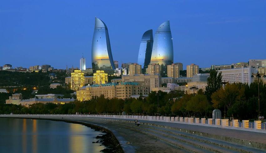 6 flame towers baku azerbaijan extreme architecture modern building innovative venues nowoczesna architektura odwazne projekty