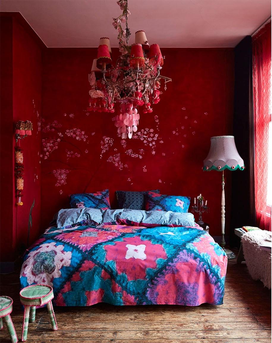 8 Pościel Kate FL Covers & Co bedsheet bedroom interior design kolorowe wnetrza holenderski design PIP Studio westwing forelements blog