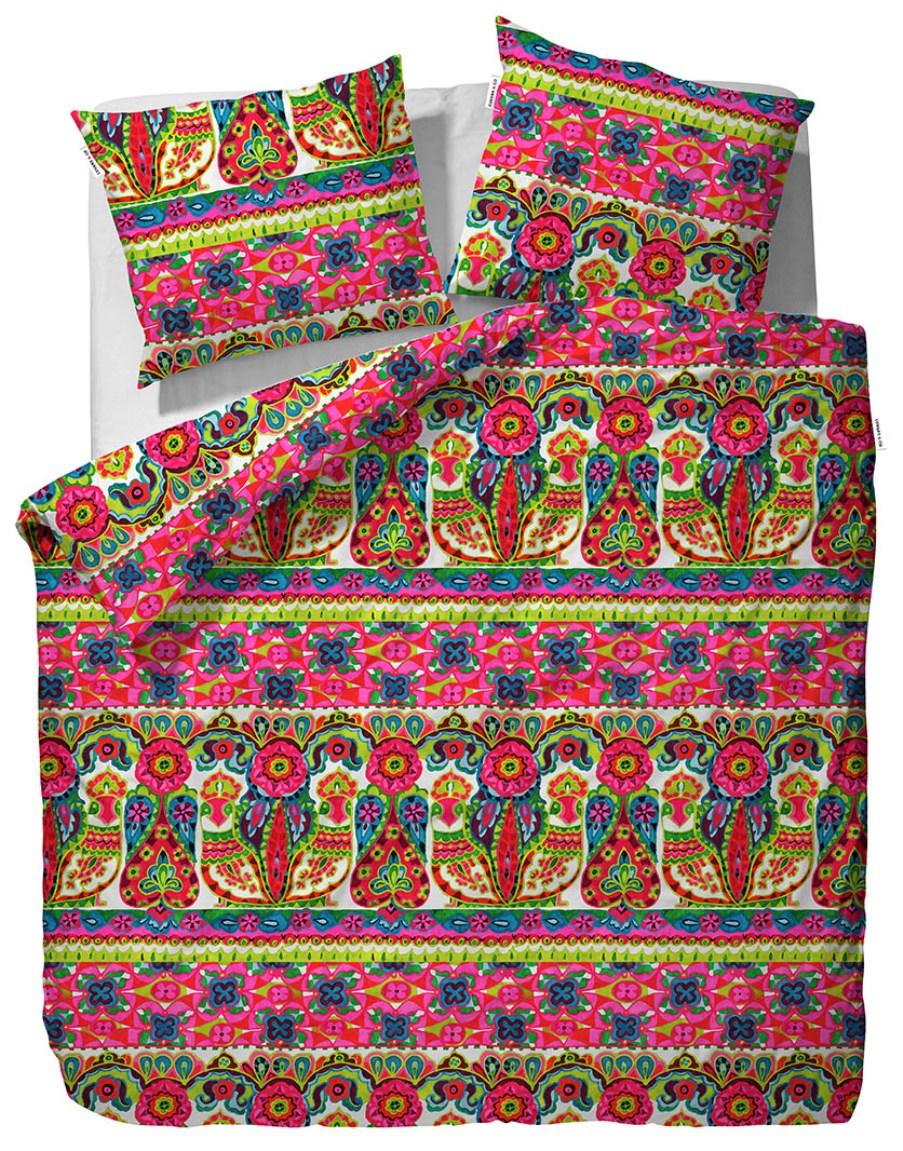 9 Pościel Poppy Covers & Co bedsheet bedroom interior design kolorowe wnetrza holenderski design PIP Studio westwing forelements blog