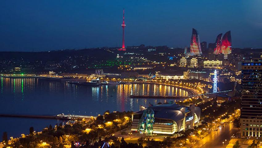 9 flame towers baku azerbaijan extreme architecture modern building innovative venues nowoczesna architektura odwazne projekty