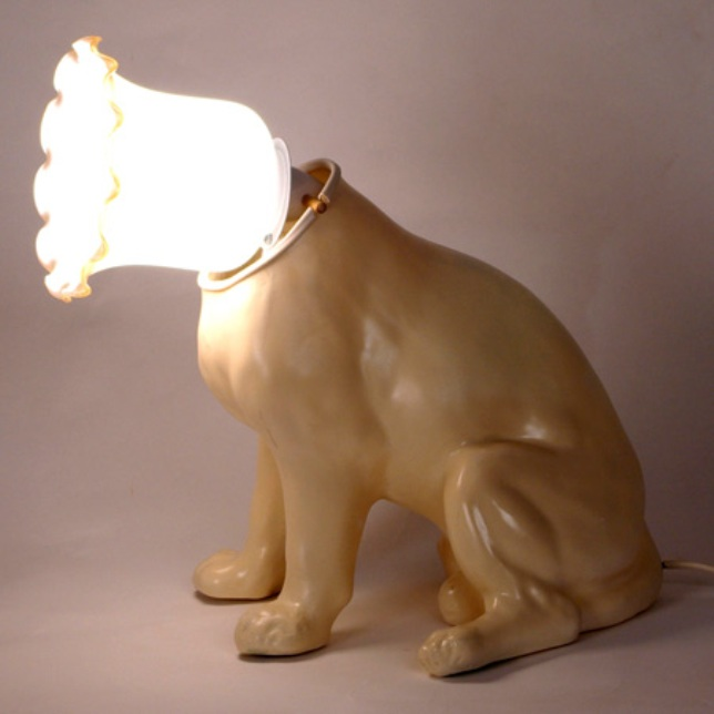 13_smieszne_lampy_ciekawe oswietlenie_funny_lamps_doggy_dog_inspiration light fixtures interior design home decor design