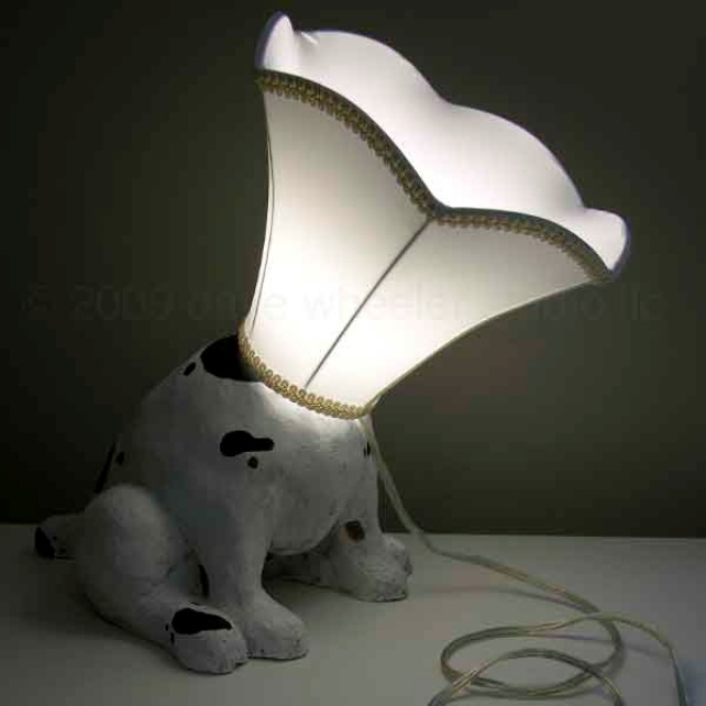 14_smieszne_lampy_ciekawe oswietlenie_funny_lamps_doggy_dog_inspiration light fixtures interior design home decor design