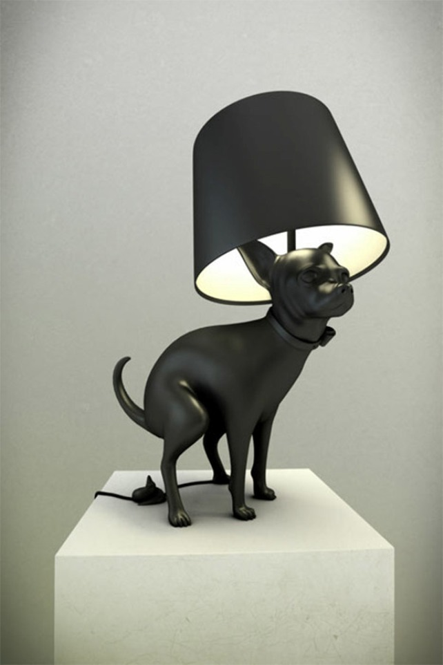 2_smieszne_lampy_ciekawe oswietlenie_funny_lamps_doggy_dog_inspiration light fixtures interior design home decor design