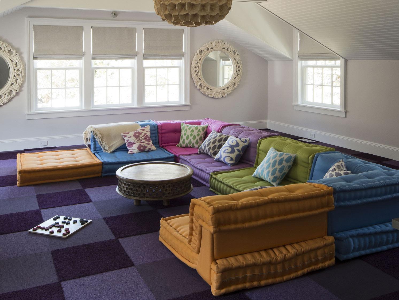 4 Bellport LivingRoom american interior designcolorful apartment home decorating ideas kolorowe wnetrza amerykanscy projektanci forelements blog