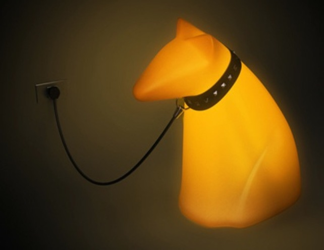 4_smieszne_lampy_ciekawe oswietlenie_funny_lamps_doggy_dog_inspiration light fixtures interior design home decor design