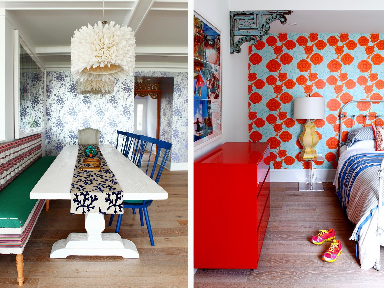 5 Bellport kitchen bedroom american interior designcolorful apartment home decorating ideas kolorowe wnetrza amerykanscy projektanci forelements blog