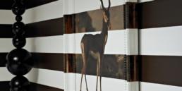 1 COVER ghislaine vinas interior design modern apartment pop art style colorful home nowoczesne wnetrze kolory w pokoju