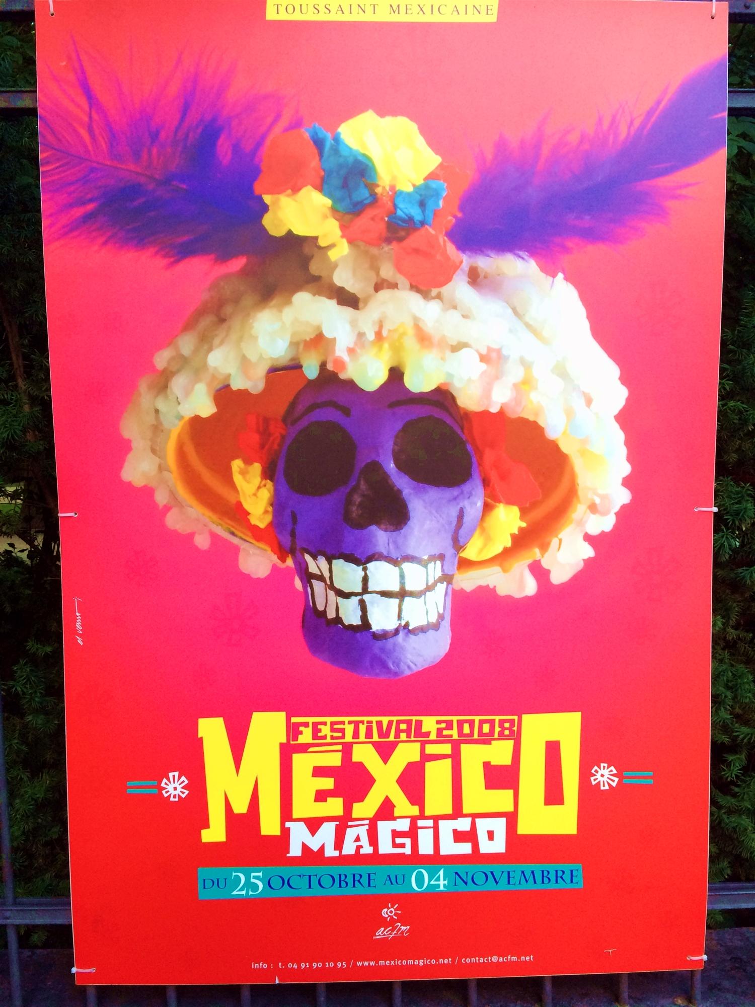 11 Mexican poster street art design plakat meksykanski projektowanie uzytkowe sztuka uliczna FORelementspl