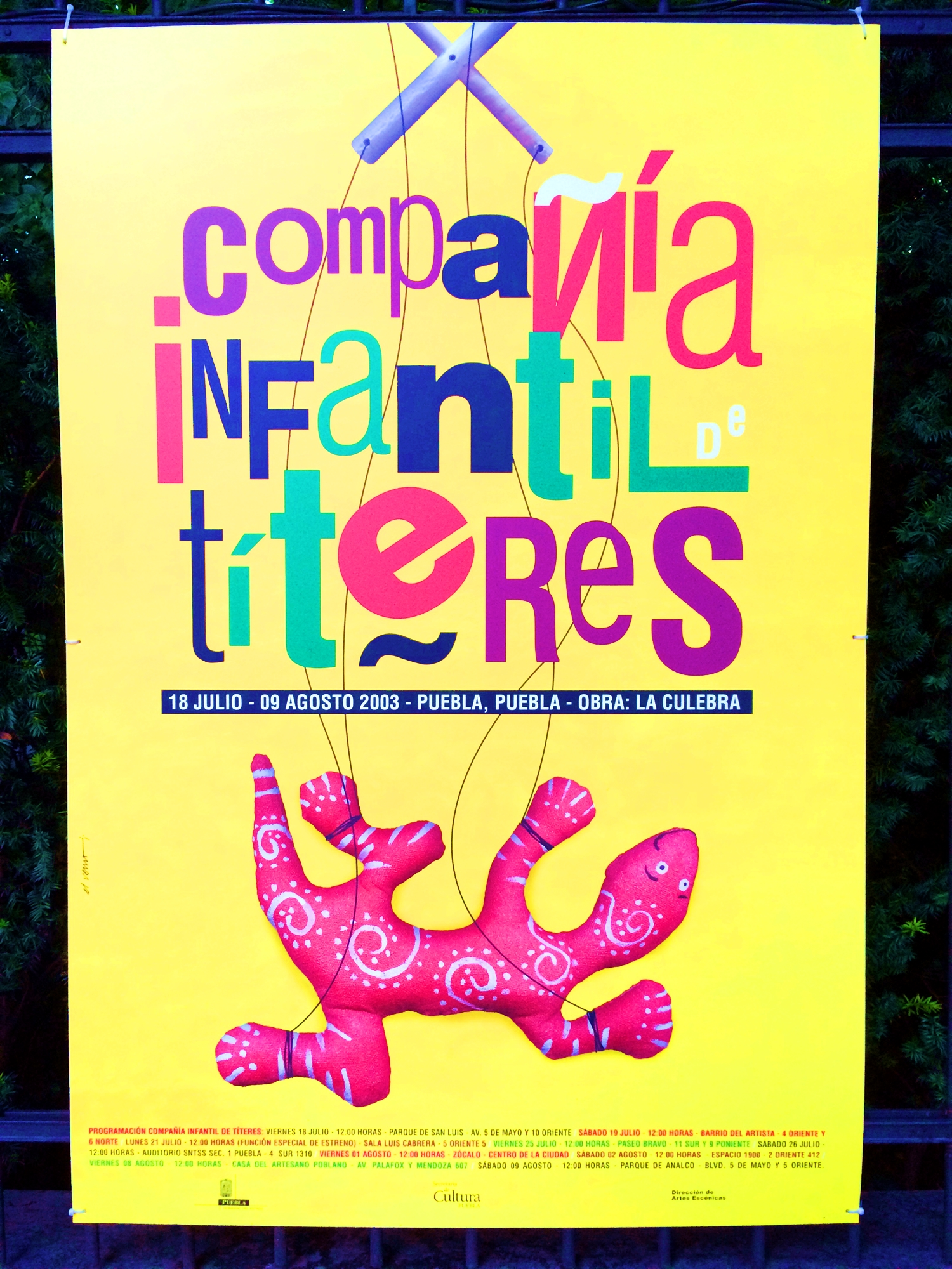 17 Mexican poster street art design plakat meksykanski projektowanie uzytkowe sztuka uliczna FORelementspl