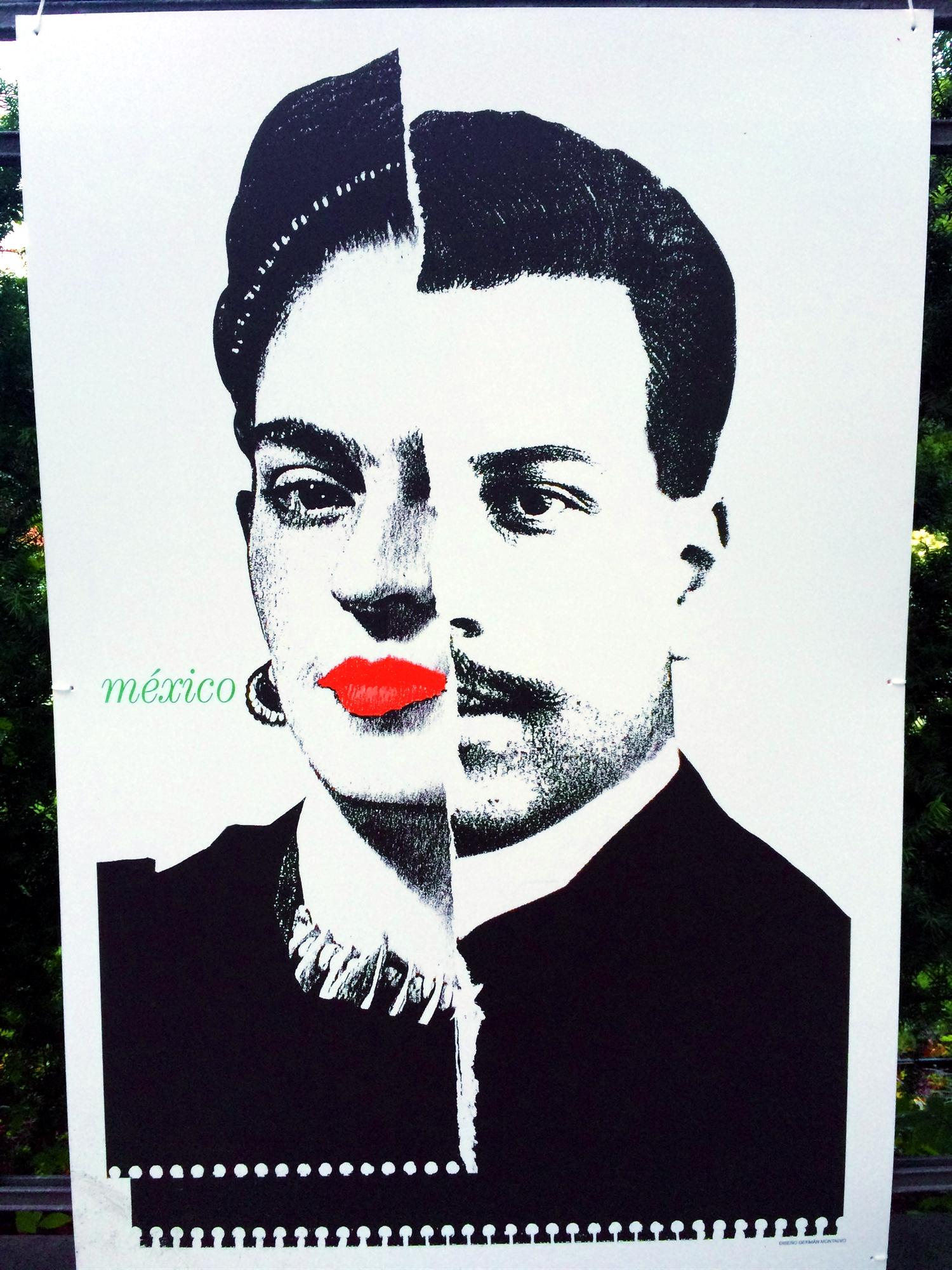 36 Mexican poster street art design plakat meksykanski projektowanie uzytkowe sztuka uliczna FORelementspl