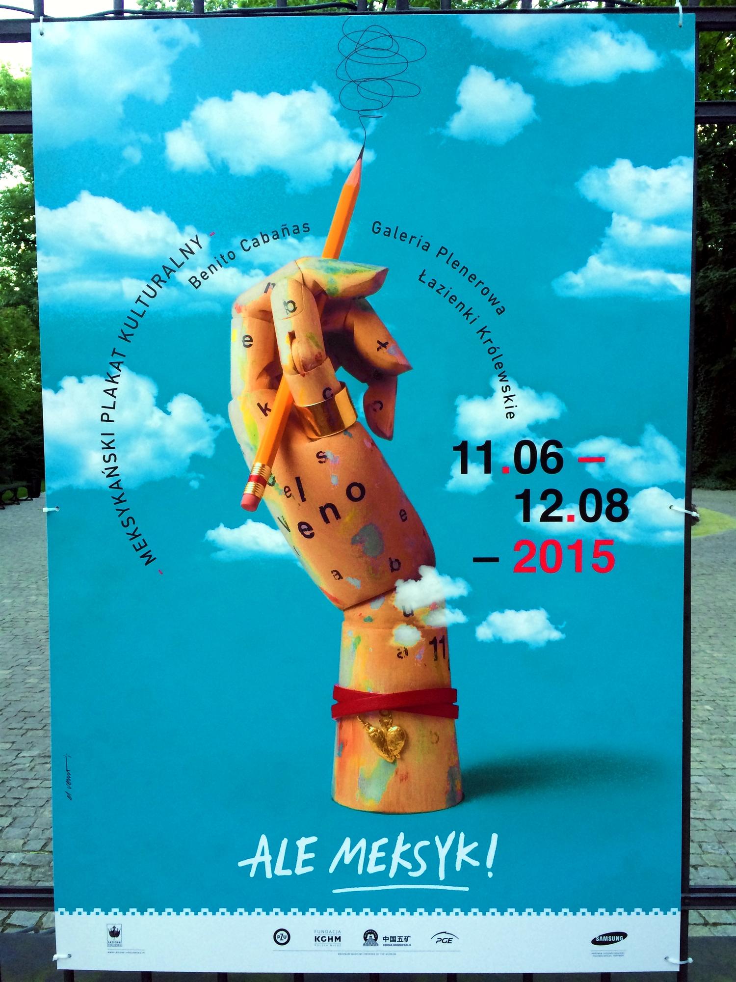 5 Mexican poster street art design plakat meksykanski projektowanie uzytkowe sztuka uliczna FORelementspl