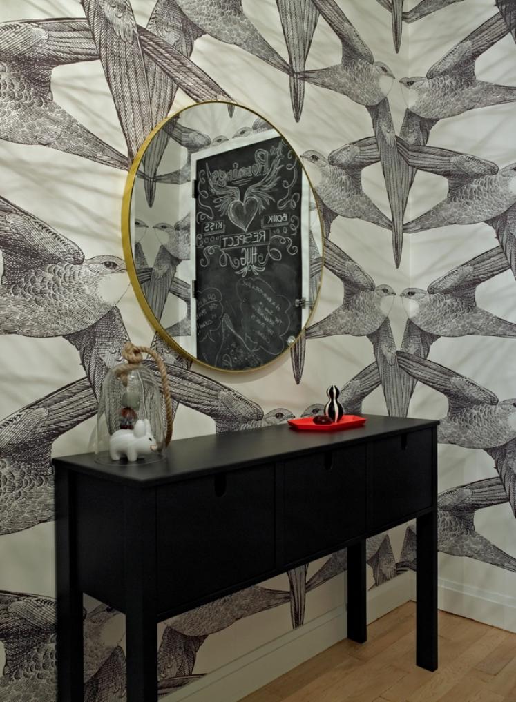 6 ghislaine vinas interior design modern apartment pop art style colorful home nowoczesne wnetrze kolory w pokoju