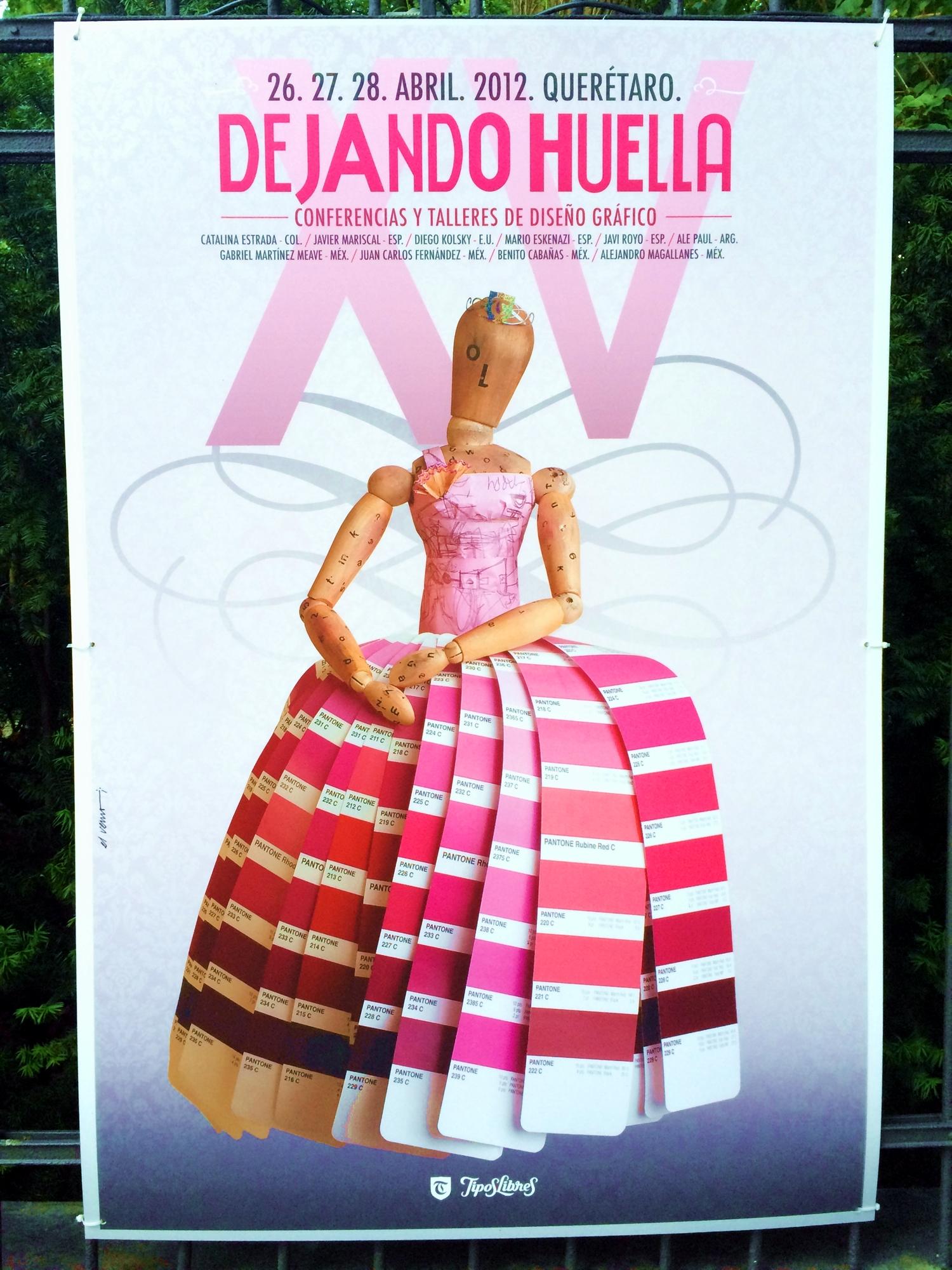 7 Mexican poster street art design plakat meksykanski projektowanie uzytkowe sztuka uliczna FORelementspl