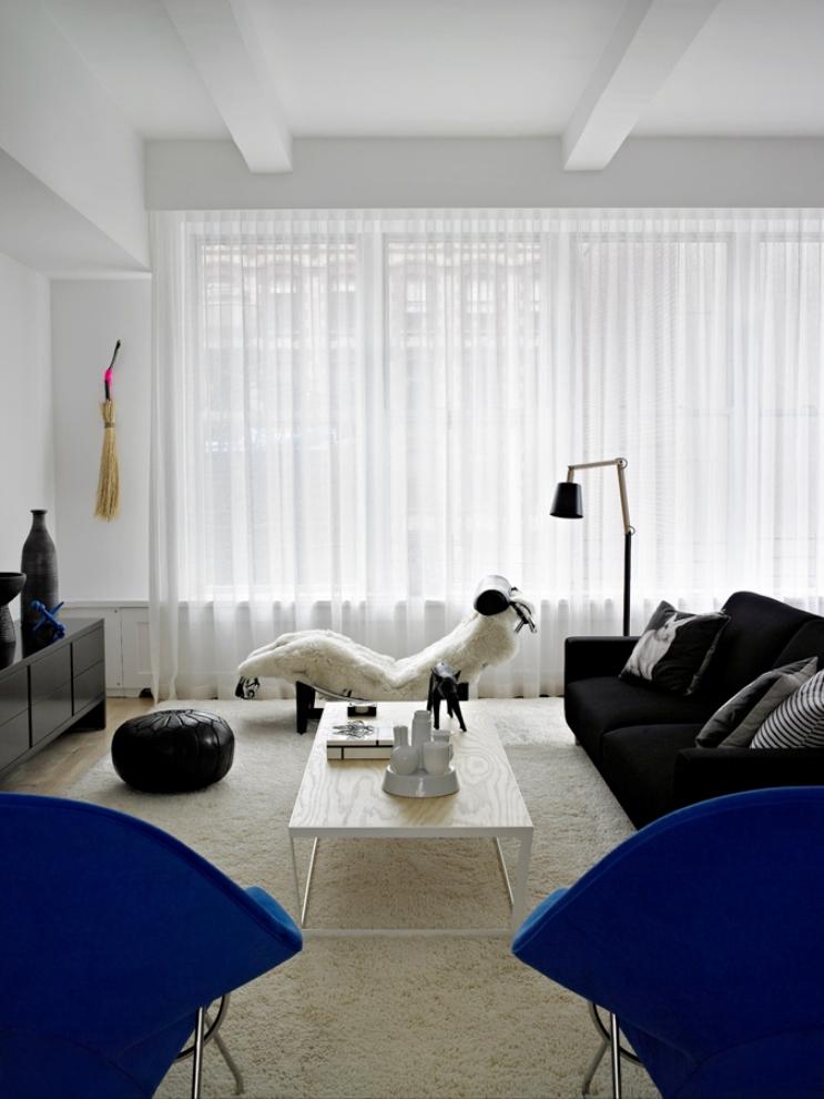 8 ghislaine vinas interior design modern apartment pop art style colorful home nowoczesne wnetrze kolory w pokoju