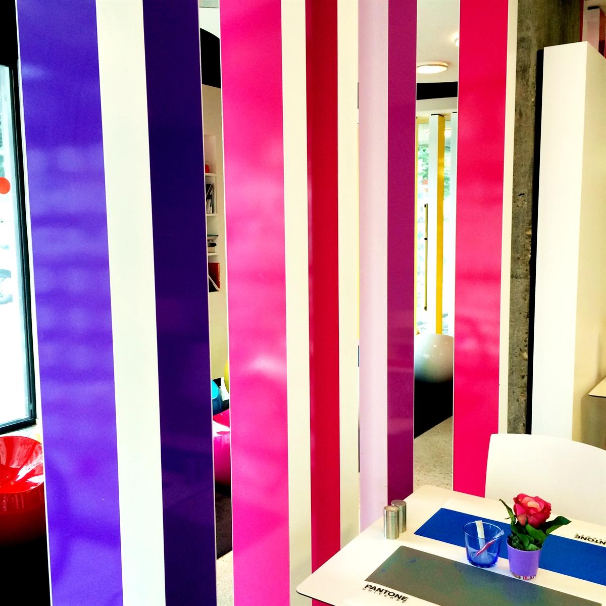7 pantone hotel brussels design september colorful interior design modern apartment kolory we wnetrzach forelementsblog