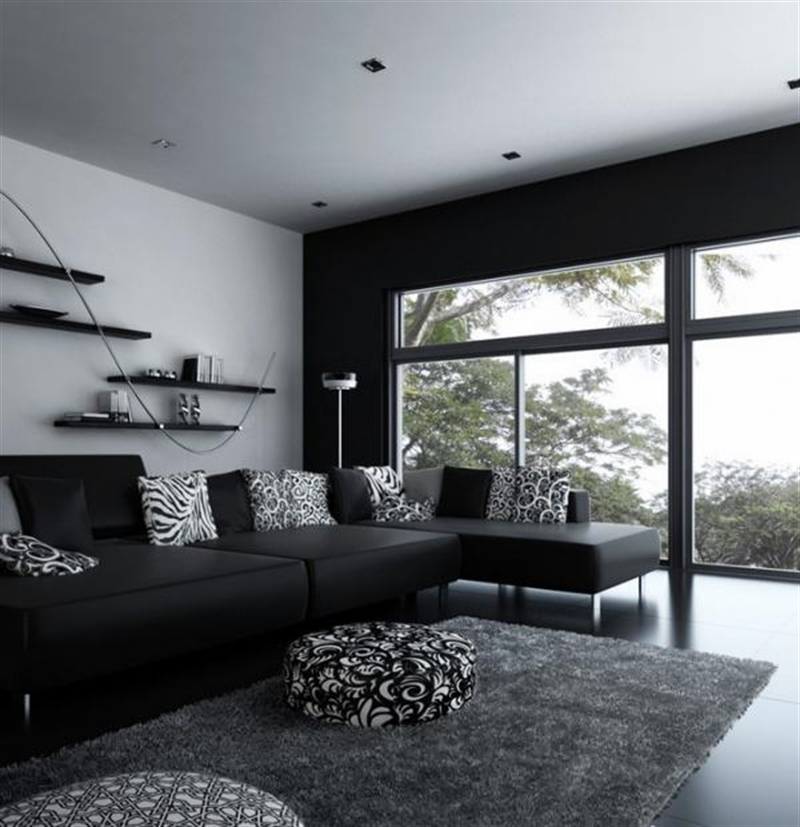 6_black_wall_paint_dark_interiors_glamour_style_interior_design_home_decorating_ideas_czarne_sciany_ciemne_wnetrza_projektowane_wnetrz_forelements_blog
