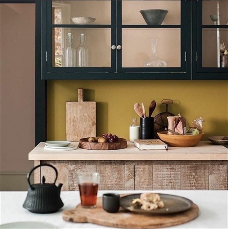 z ota przysz o czyli kolor roku 2016 wed ug dulux forelements. Black Bedroom Furniture Sets. Home Design Ideas
