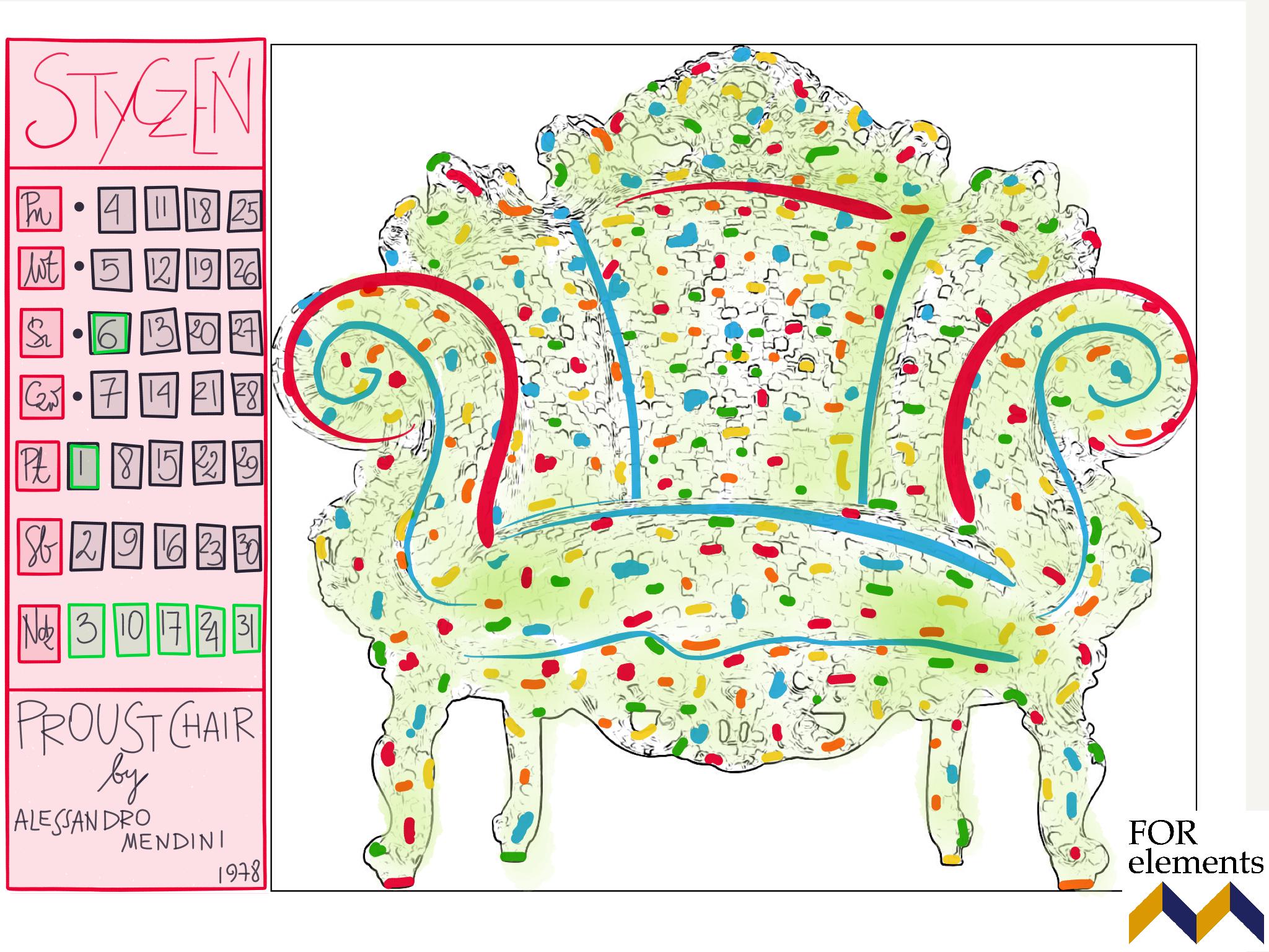 1 proust_chair_alessandro_mendini_cappellini_calendar_2016_design_icons_furniture_interior_ideas_home_decorationg_forelements_blog