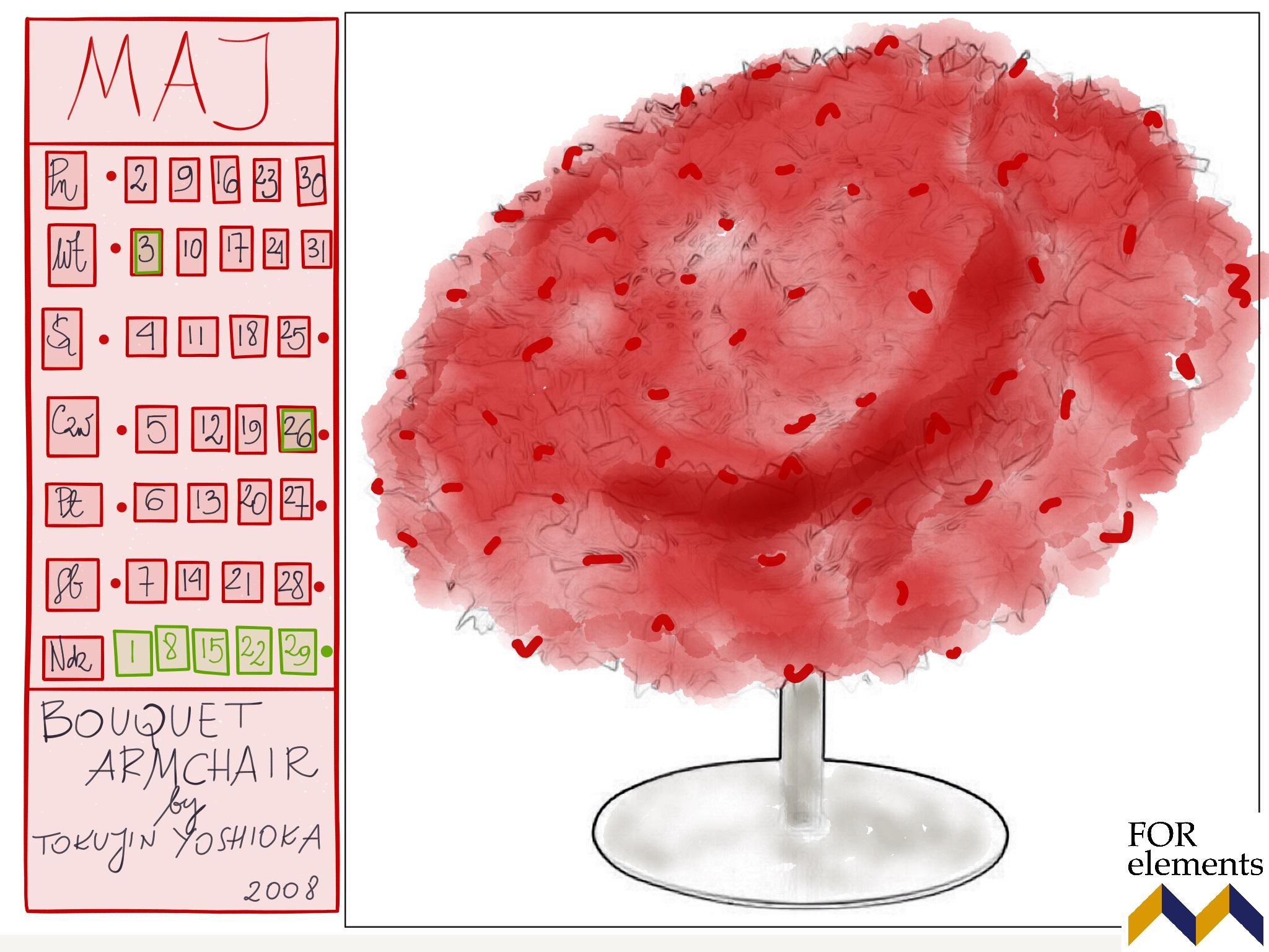 5 bouquet_armchair _tokujin_yoshioka_moroso_calendar_2016_design_icons_furniture_interior_ideas_home_decorationg_forelements_blog