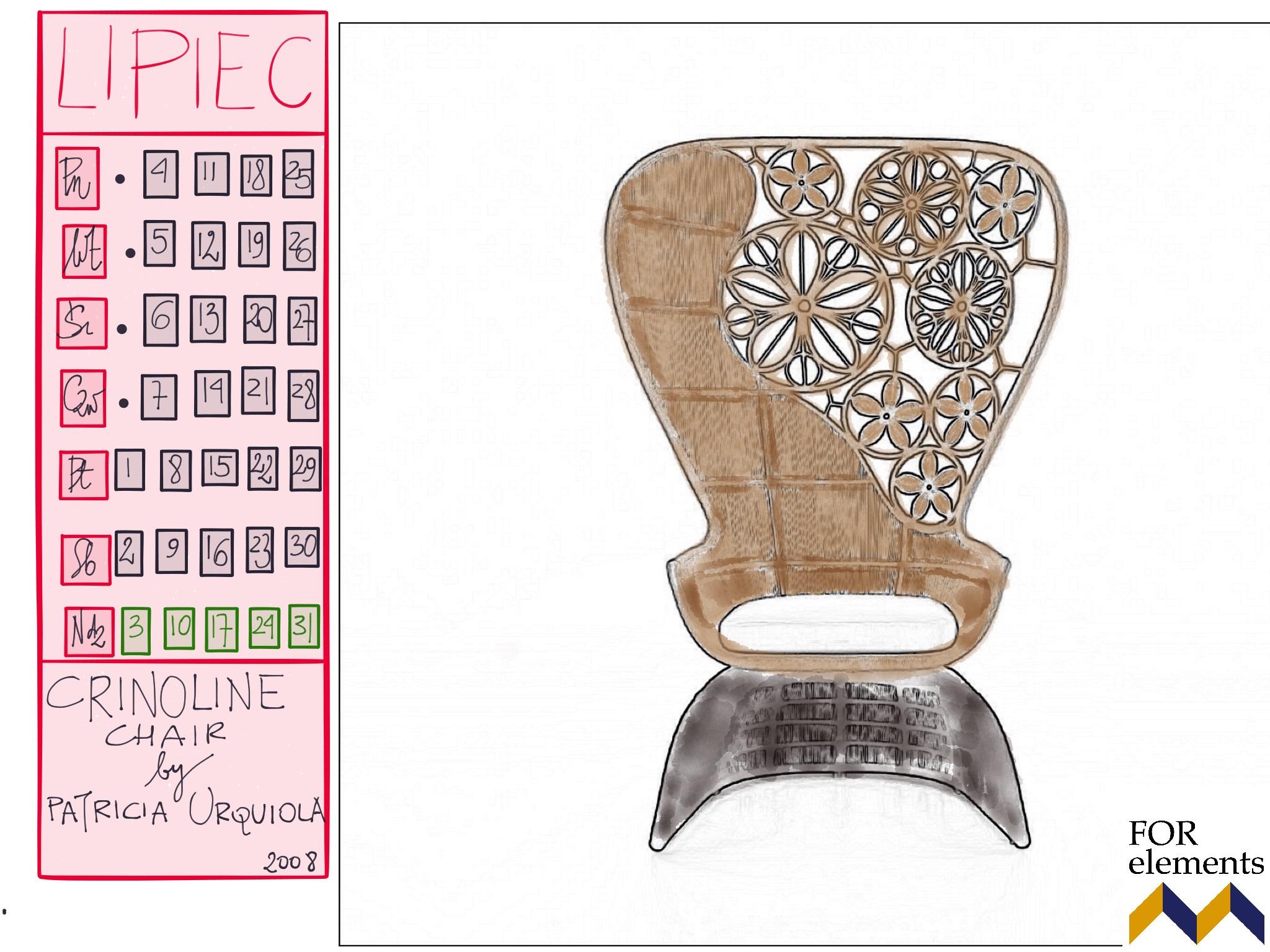 7 crinoline_chair_patricia_urquiola_bb_italia_calendar_2016_design_icons_furniture_interior_ideas_home_decorationg_forelements_blog