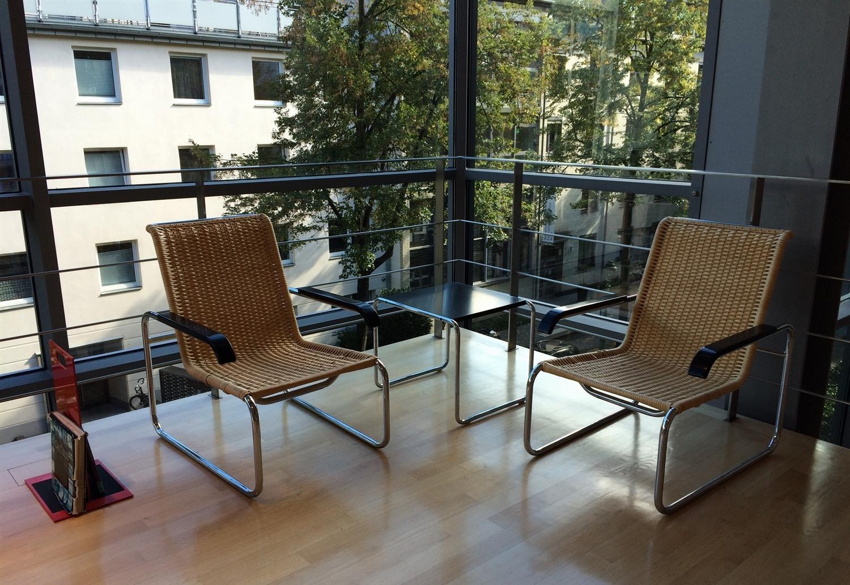 25 Marcel Breuer S 35 R Club Chair 1928 arithmeum_bonn_design_art_exhibition_minimalist_interior_style_vintage_furniture_ikony_designu_forelements_blog