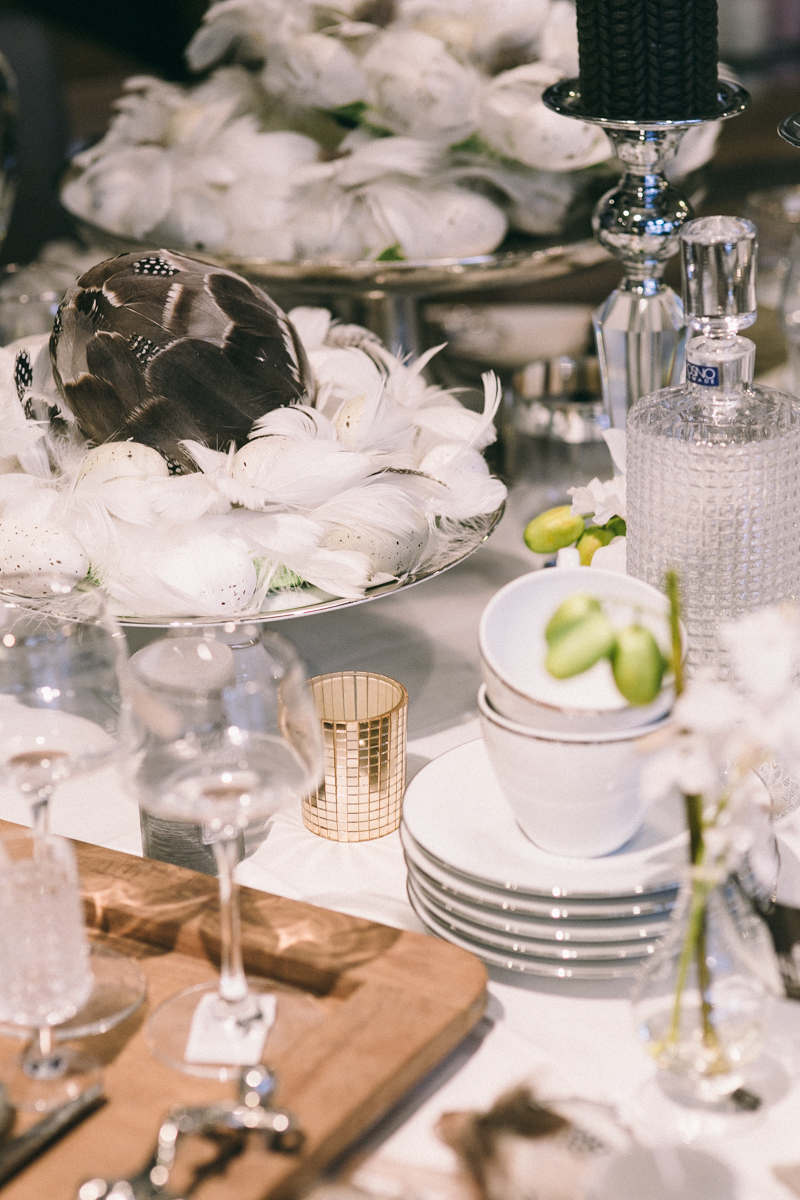 12 home decor table design wielkanocne pomysły na dekoracje piękny stół forelements blog