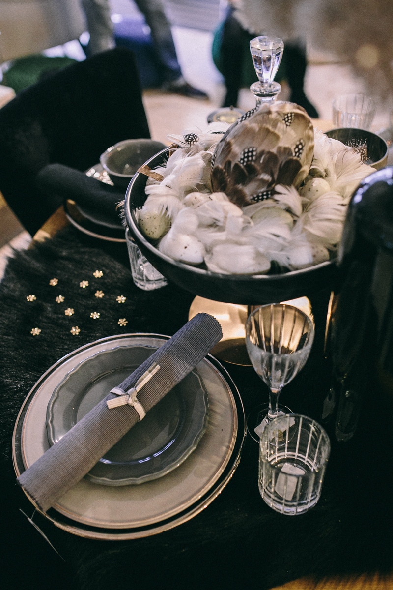 2 home decor table design wielkanocne pomysły na dekoracje piękny stół forelements blog