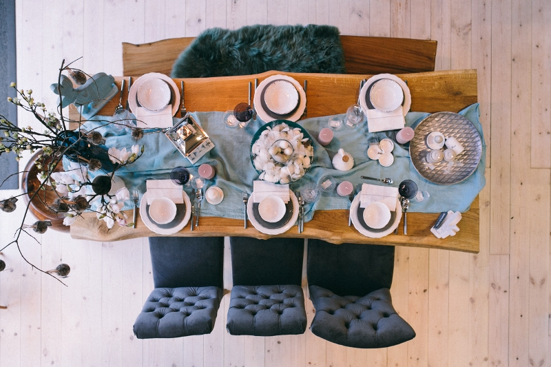 4 home decor table design wielkanocne pomysły na dekoracje piękny stół forelements blog