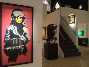 53 banksy_ modern_contemporary_art_tefaf_maastricht_art_fair_vintage_furniture_design_forelements_blog