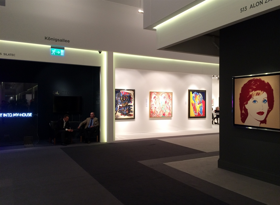 60 TEFAF maastricht art antiques design fair forelements_blog