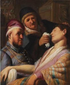 Rembrandt_smell_painting_tefaf_maastricht_art_fair_vintage_furniture_design_forelements_blog