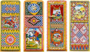 11a #DGSMEG_DolceGabbana_Smeg_sicilian_refrigerators_collection_kitchen_interior_design_home_decor_colorful_apartment_bold_patterns_forelements_blog_Vittorio_Bertazzoni